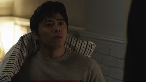 Jo Jeong Seok in what's up
