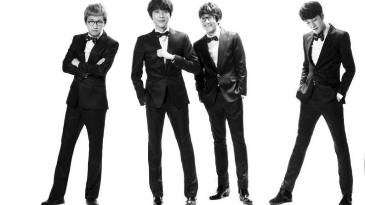 Sweet Sorrow, Kim Yung Woo, Song Woo Jin, Sung Jung Hwan, In Ho Jin